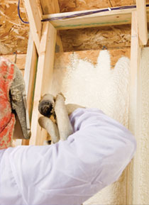 Scottsdale Spray Foam Insulation Services and Benefits